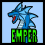 Water Dragon Something - My Logo by Emperr