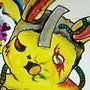 mega pikachu by Nich11