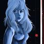 Blue by WonderfulMrSwallow