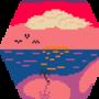 Hexagon Island by ninjamuffin99