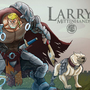 Larry, Hardened Bitter Machine of War by Lourdjim