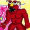 Elmo leveled up!