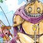 Princess of Mars and Mr.Robot fishing by Manguinha