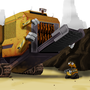 Wall-E - LVL99 by CKCreative