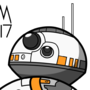 BB-8 by Makatoons
