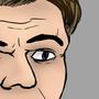 Self Portrait Sketch 50yrs by BioElderNeo