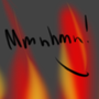 Pyro Mmnhnm! by BioElderNeo