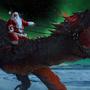 Santa's Present by Xenzo
