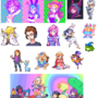 April Pixel Art Comp by moawling