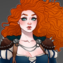 Merida.Lvl99 by DeathBiscuitt