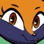 Girl Fox by Biffalo