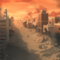 City Destruction - Background Art