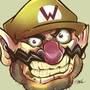 Wario by geogant