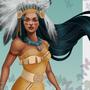 Pocahontas LVL 99 by Sekyria
