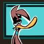 Herny's the duck fan art enjoy by demonyes