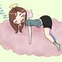 Sleepy by ChibiAshley