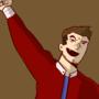 """Imma raise my fist and yell!"" by Littleninja02"
