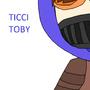 Ticci Toby by DJMoonWolf86