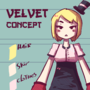 Velvet concept by mattmattymattymatt