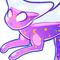 Glitter Wand Cat