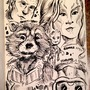 Guardians of the Galaxy Vol. 2 by BeKoe