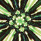 Lime Abyss (8-bit Art)