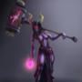 Demon Warrior by BrandonCrampton