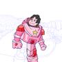 Steven Universe: Lvl 99 (Work in progress) by JomarimasterArt
