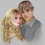 Tamara and Farlan by NinaWard