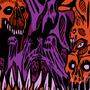ghastly pile by NikWright