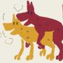 Dogy fun by lilm00nie