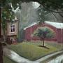 rain sketch by kittenbombs1
