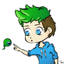 JackSepticEye and Sam by MarynHenderson