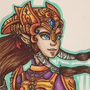 Level 99 Zelda! by GreatArtByHeart