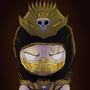 Scorpion LVL99 The King of Mortal Kombat by ElZizgador