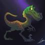 Badass Raptor 2 by fabianlpineda