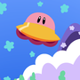 I WANT TO BELIEVE - Kirby by LinkNiak