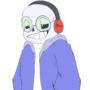 RetroArcadeMonkey as Sans by plotlineplus