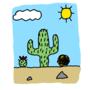 Desert by Fredreich