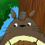 Totoro Level up! by Yagona