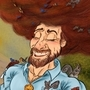 LEVEL 99 BOB ROSS!!!! by jamiehyatt