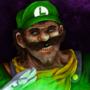 Luigi Max Lvl by NaughtyEgg20
