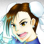 Chun Li by beautiazn