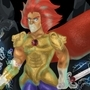Lion'o LORD of the Thundercats by BrainyArts