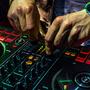 DJing by BMBRJCK