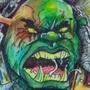 Shrek - The Brave by DIWAKAR
