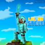 Minecraft Steve LVL.99 for Jazza's C.O.T.M by ArletteOrtiz