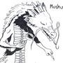 Mushu The Guardian Dragon by romuloman