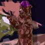 RUDE BEAR CARTOON by RaspberryArtist