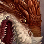 Shieldhide Dragon - Practise assignment by Lefvaid